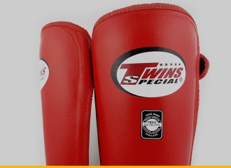 Twins Special SGL-3 Slim Padded Leather Thai Shinguards Review