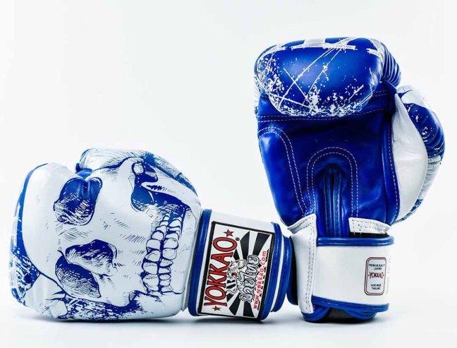 Yokkao Skullz Muay Thai Boxing Gloves