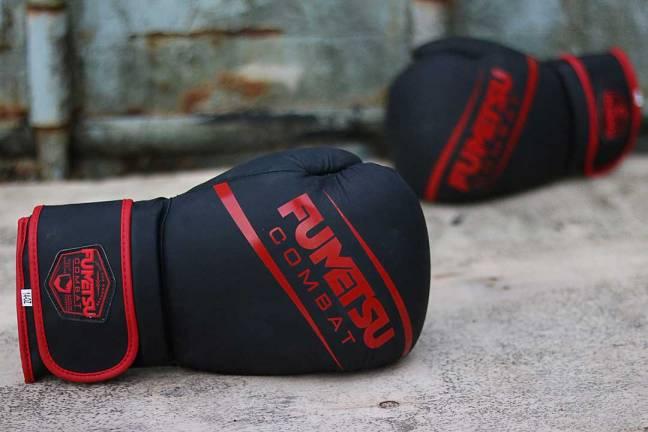 Fumetsu Shield Boxing Gloves