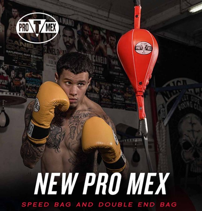 Title Pro Mex Range New Speed Bag & Double End Bag