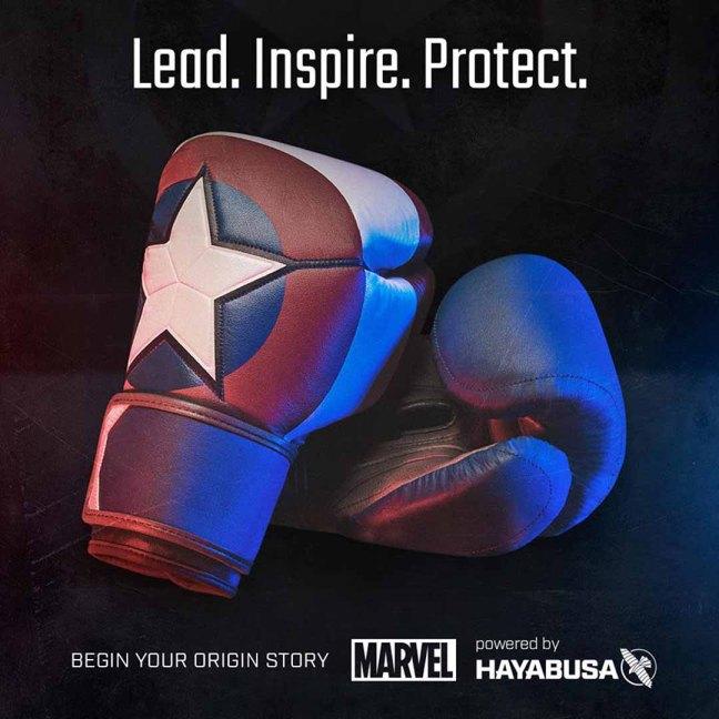 New Fight Gear - February 2019