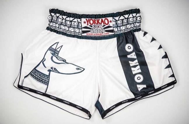"""Yokkao CarbonFit """"Anubis"""" Shorts"""