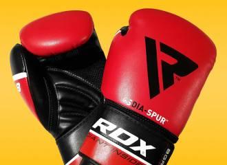 RDX F8 Hexogen Boxing Gloves Review