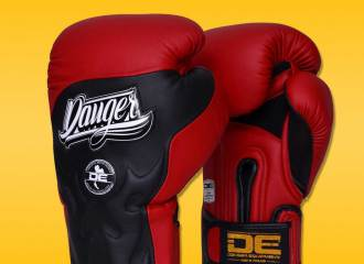Danger Equipment Deluxe Ultimate Fighter Sparring Boxing Gloves Review