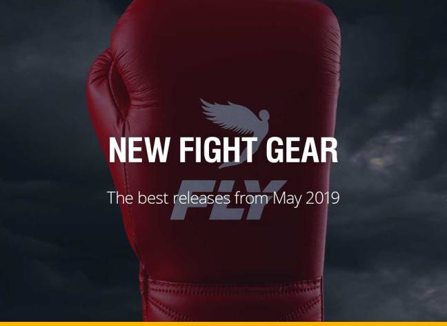New Fight Gear - May 2019