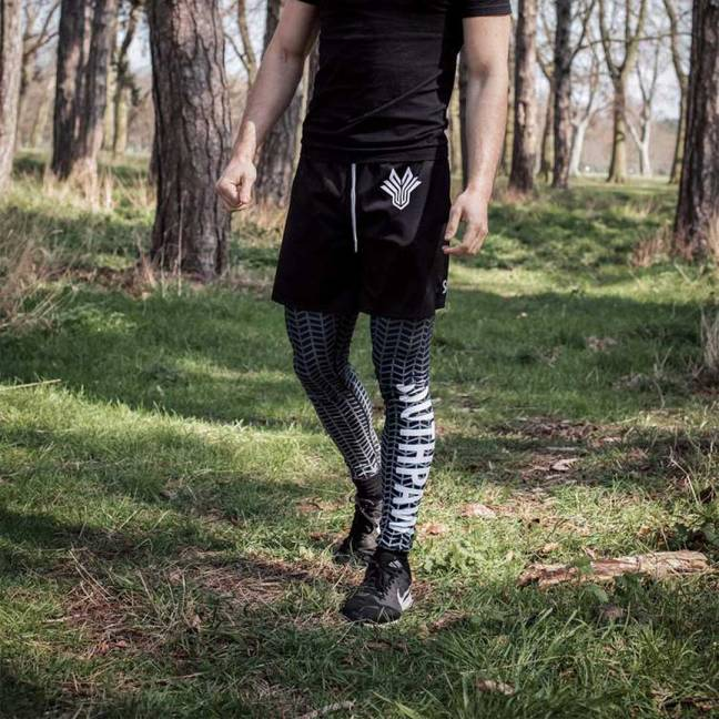 Southpaw MMA Optic Spats Review