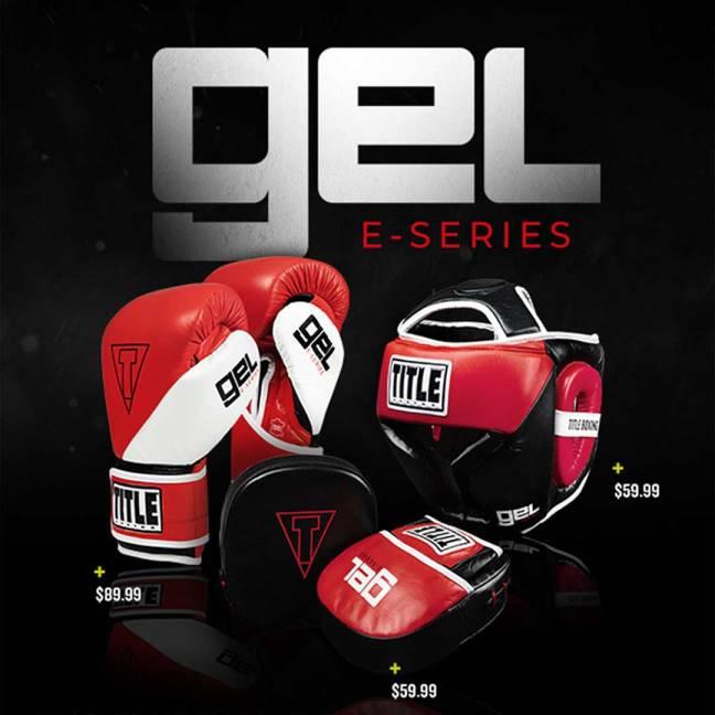 Title Gel E-Series