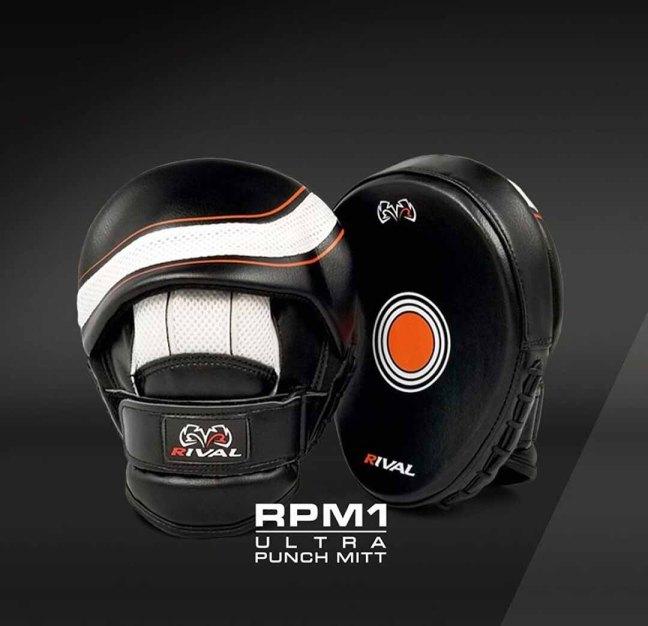 Rival RPM1 Ultra Punch Mitt