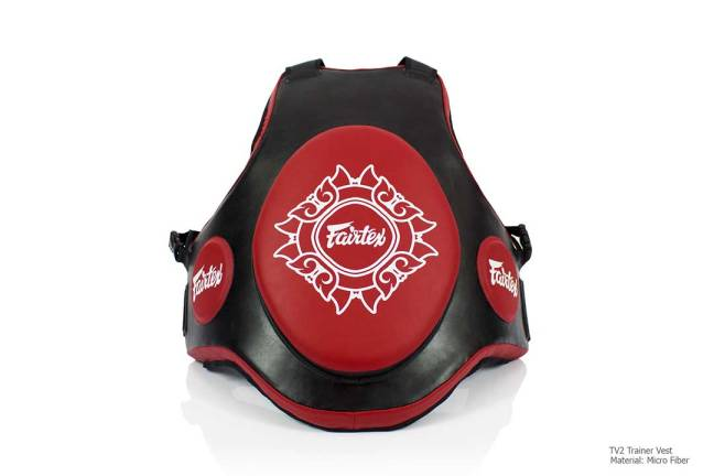 Fairtex Trainer Vest