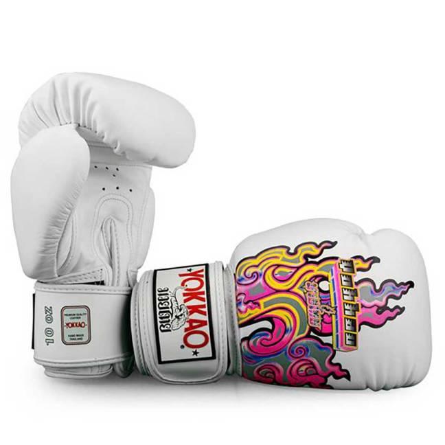 Yokkao Bangkok Flames Boxing Gloves