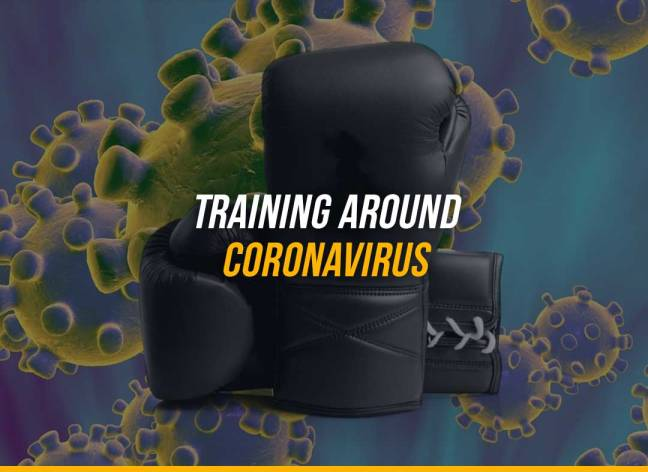 Training Around Coronavirus