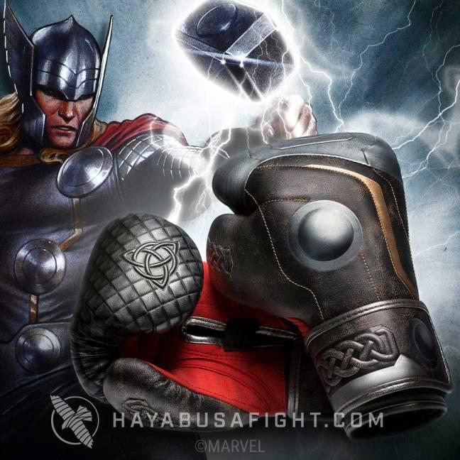 Hayabusa Thor Boxing Gloves