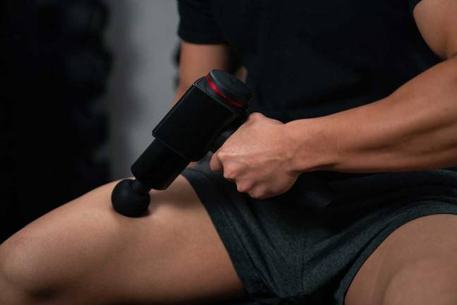 Massage guns; What are they, and should fighters be using them?