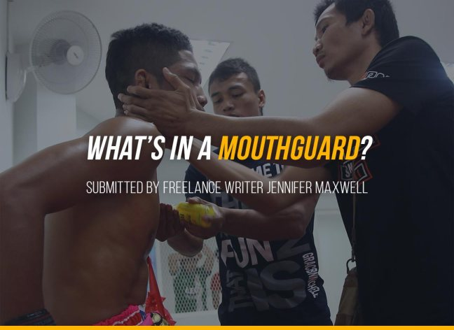 What's In A Mouthguard? Common Dental Issues In Boxing It Protects You From
