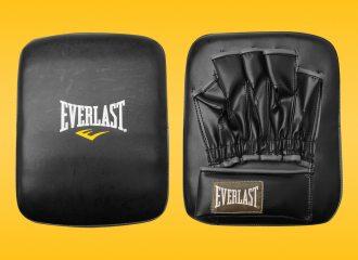 Everlast Punch Kick Mitt Review