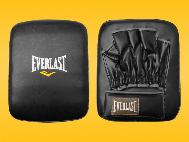 Everlast Punch Kick Mitt Review