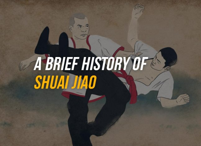 A Brief History of Shuai Jiao