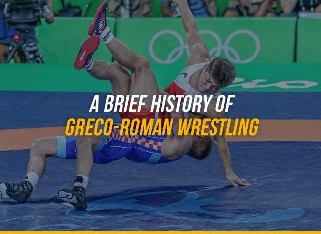 A Brief History of Greco-Roman Wrestling