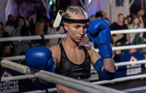 Johanna Persson vs Lauren Kertesz - Empire Fighting Series
