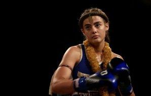 Alma Juniku - Female Muay Thai