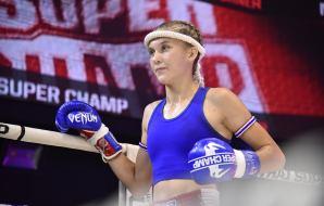 Smilla Sundell - Female Muay Thai Fighter