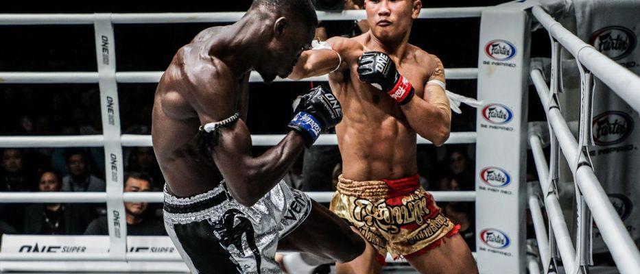 Kulabdam - Muay Thai Fighter