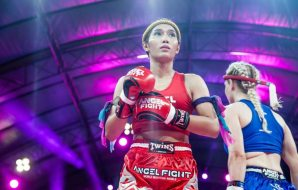Chommanee Sor Taehiran - Female Muay Thai Fighter