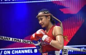 Female Muay Thai - Muay Hardcore / Super Champ