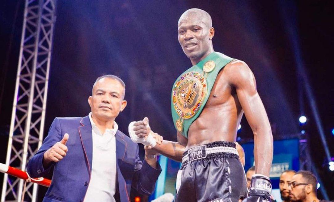 Hamza Ngoto - WBC Muaythai