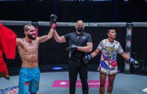 Ilias Ennahachi vs Superlek - ONE Championship