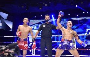 Felype Souza - Muay Thai Super Champ