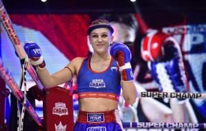 Judy Humber - Female Muay Thai