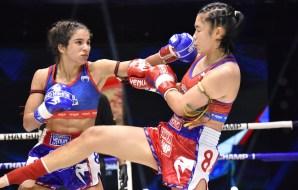 Thailand vs Brazil: Muay Thai Super Champ