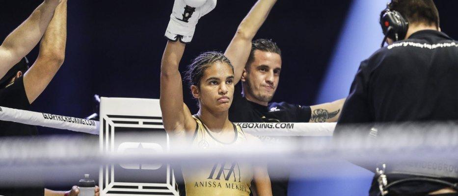 Anissa Meksen vs Martine Michieletto - ONE: EMPOWER