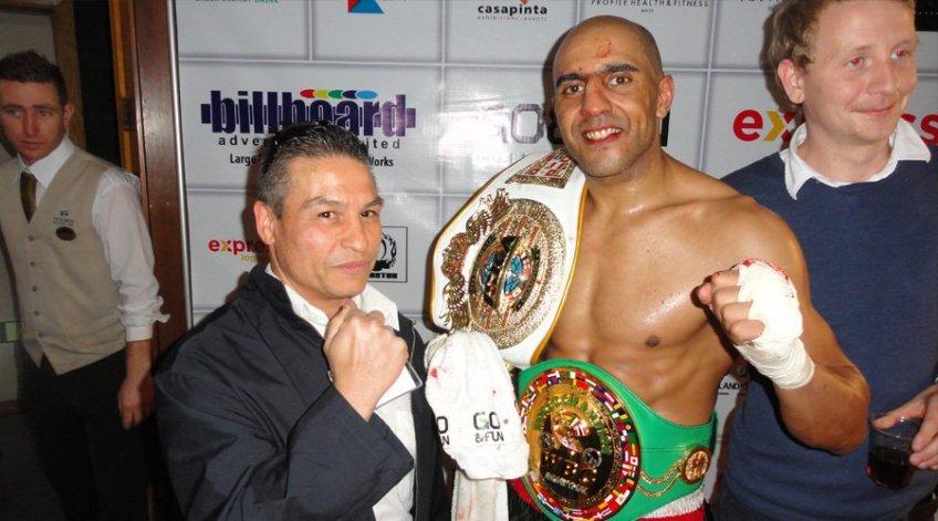 Marlon Hunt - WBC Muaythai World Champion