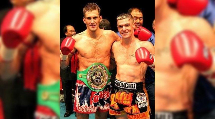 Stephen Wakeling - WBC Muaythai World Champion