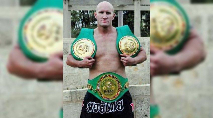 Steve Bonner - WBC Muaythai World Champion