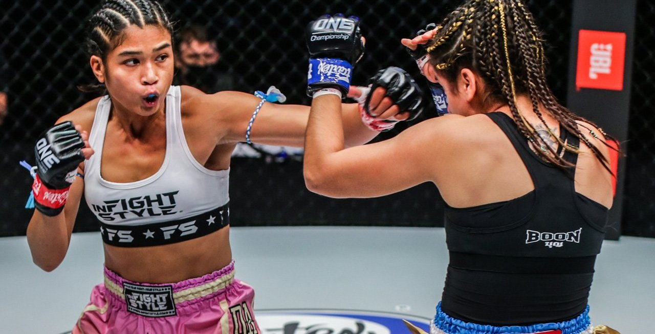 Jackie Buntan vs Daniela Lopez - ONE Championship EMPOWER
