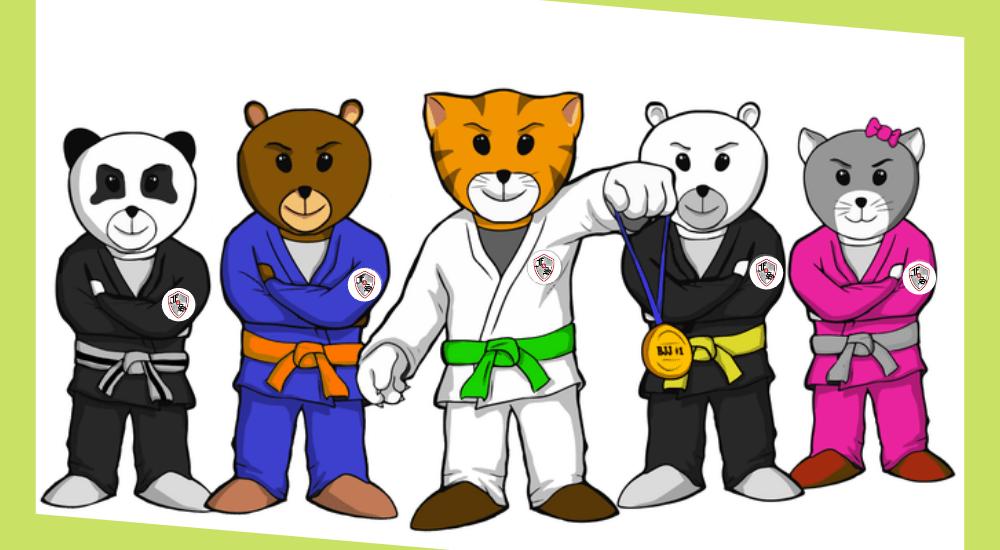 Curso sobre a organização do Jiu-Jitsu Brasileiro - Fight & Smart