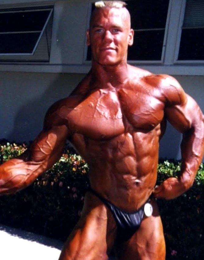 John Cena Was A Shredded Bodybuilder Before He Was A Wrestler