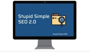 Stupid Simple SEO course banner