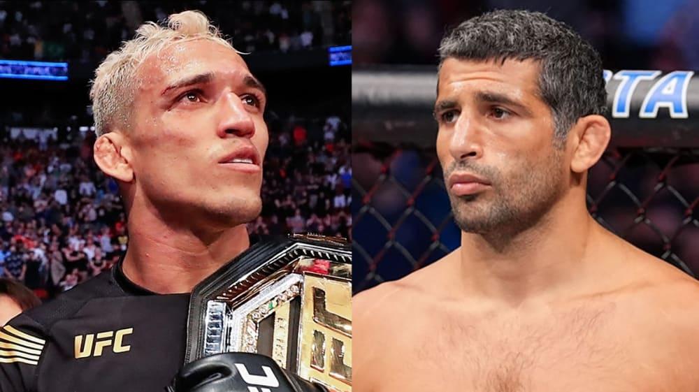 Бенил Дариуш рассчитывает на бой с чемпионом UFC Чарльзом Оливейрой