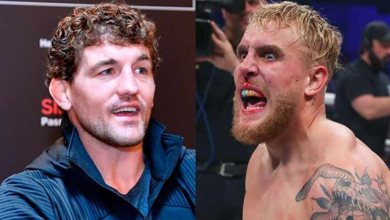 Ben Askren is ready to beat the YouTube star