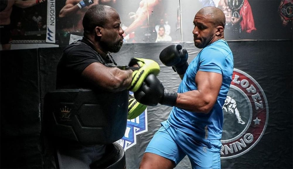 """Ciryl Gane's coach: """"The plan for the fight with Volkov is completely ready"""""""