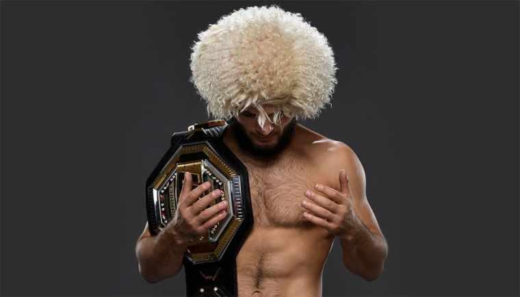 Khabib Nurmagomedov became the best fighter of the UFC