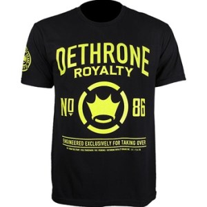 Phil Davis Dethrone Signature Shirt