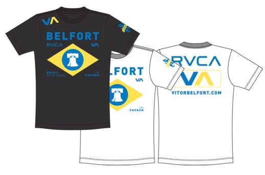 "fbc45c5b2c810 UFC 133 Walkout Shirts for ""Evans vs. Ortiz 2"""