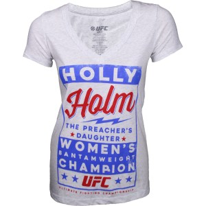Holly Holm UFC Poster Shirt