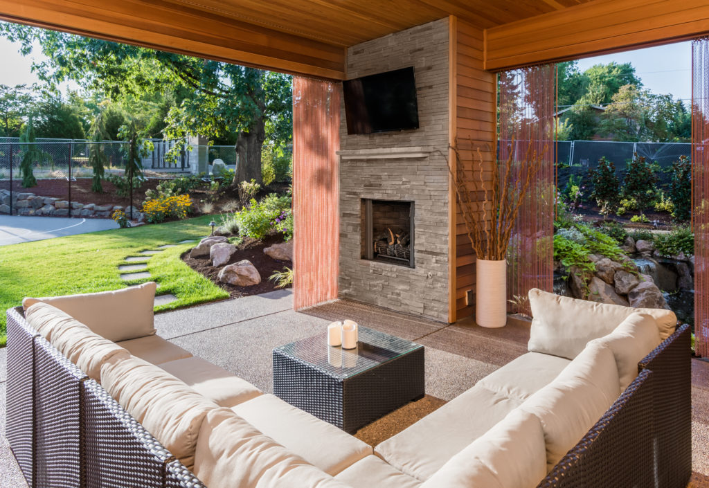 waterproof outdoor cushions protect