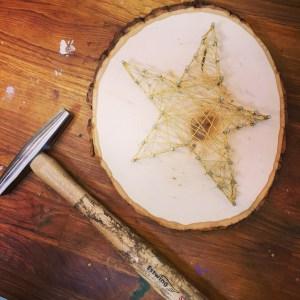 Ladies art night, Wee Warhols, Austin, TX, girl's night, Ladie's night, crafts, craft night, makers